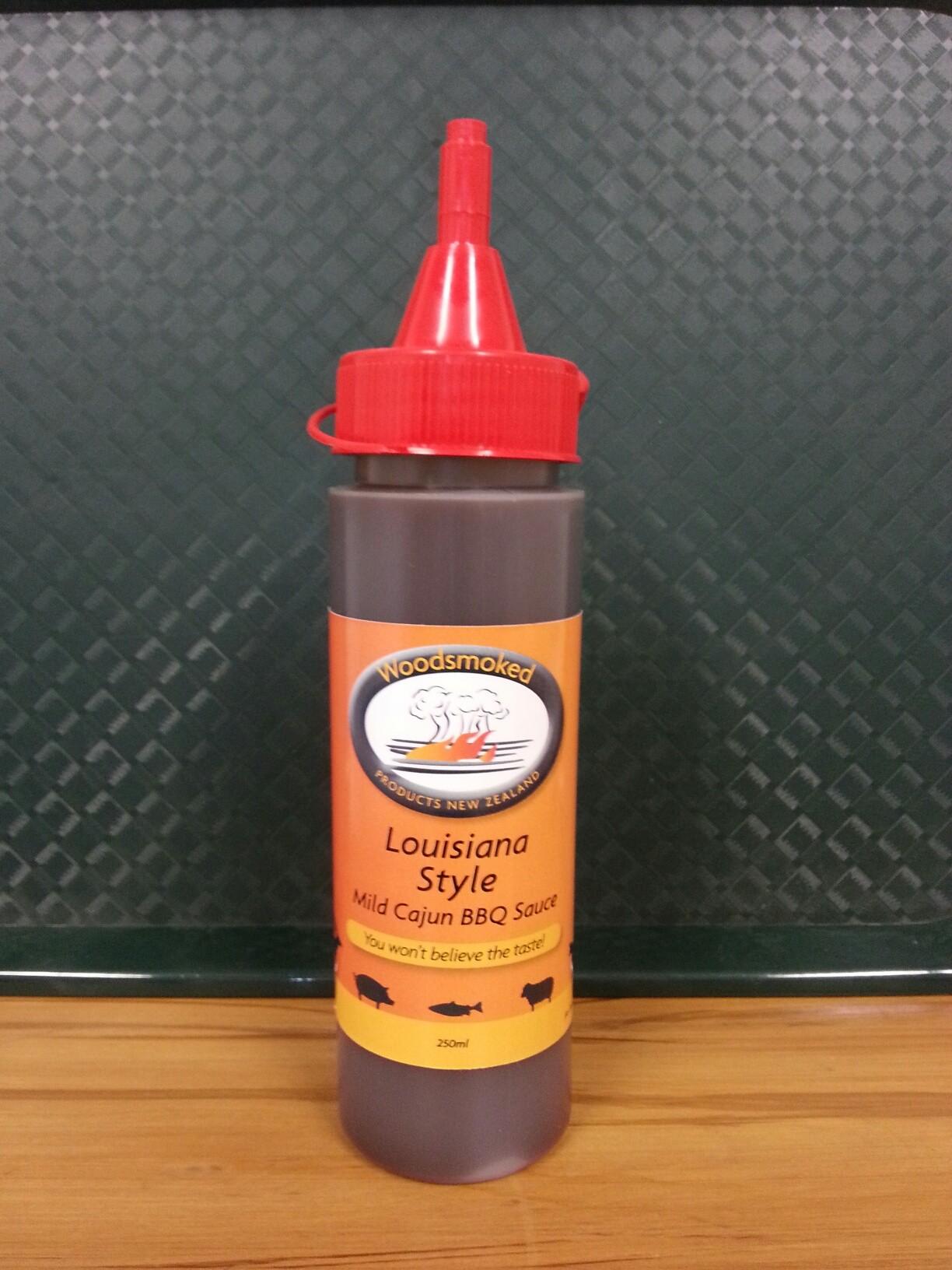 Louisiana Style (Mild Cajun) BBQ Sauce 250ML