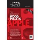 Apple Woodsmoker Pellets (Minimum Order 2 bags)