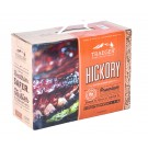 Premium Hickory Hardwood Pellets 4.5 kg in Carry Case